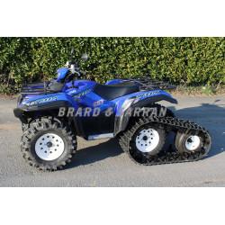 Chenilles adaptable sur quads
