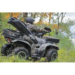 porte-fusil MOOSE Defender, support universel pour quad inclus