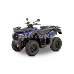 550 MXU i EPS T3b Bleu indigo métallisé avec direction assistée