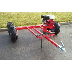 Chariot porteur ECO 4 roues avec moteur