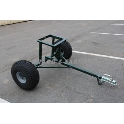 Chariot pour épandeur ou pulvérisateur 12V
