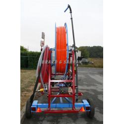 Chariot de transport non homologué route - PTAC 750kg