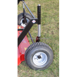 Tondeuse B&S  T23522BE 2.35 m 23 cv - suspension à ressort sur chaque roue