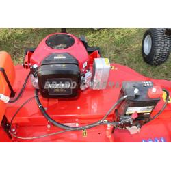 Tondeuse B&S  T23522BE 2.35 m 23 cv - batterie 12 V et réservoir 15 L